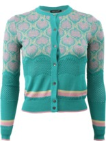 Sophie Theallet Button-Up Cardigan