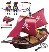 Playmobil NEW Pirate Soldiers' Patrol Boat
