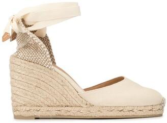 Castaner Carina wedge sandals