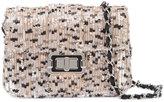 Monique Lhuillier sequinned shoulder bag