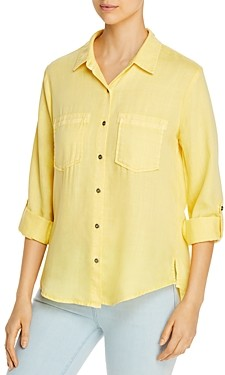 BILLY T Laced-Back Utility Shirt