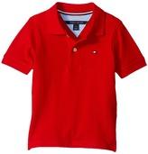 Tommy Hilfiger Stretch Ivy Polo Boy's Clothing