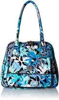 Vera Bradley Turnlock Satchel 2.0 Shoulder Bag