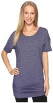 Lucy Manifest Short Sleeve Tunic Women's Short Sleeve Pullover