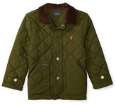 Ralph Lauren Boys 2-7 Diamond-Quilted Jacket