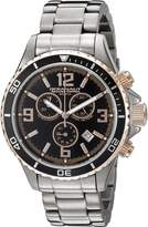 Oceanaut Men's 'Baltica Special Edition' Swiss Quartz Stainless Steel Casual Watch (Model: OC8334)