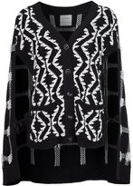 Barrie - cashmere cape cardigan - women - Cashmere - M