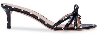 Kate Spade Swing Bow High Heel Sandals