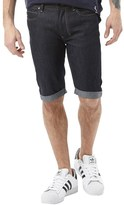 Religion Mens Damned Shorts Dark Blue