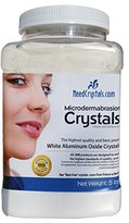 NeedCrystals Microdermabrasion Crystals (5 lb, 120 grit)