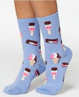 Hot Sox Women's Ice Cream Socks