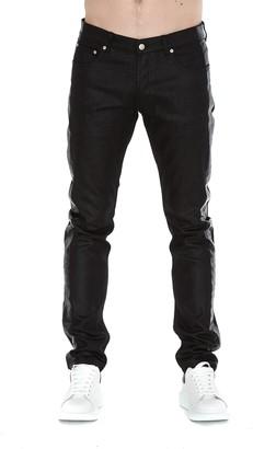 Alexander McQueen Slim-Fit Denim Jeans