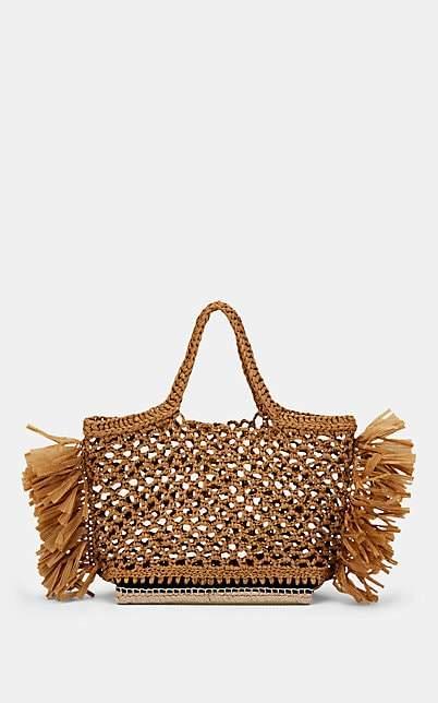 Altuzarra Women's Espadrille Small Raffia Tote Bag - Neutral