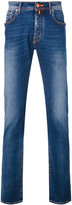 Jacob Cohen straight leg comfort jeans - men - Cotton/Spandex/Elastane - 31