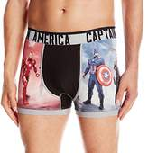 Marvel Men's Avengers Stance