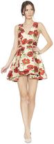 Alice + Olivia Tanner Asymmetrical Dress