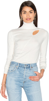 525 America Cut Out Sweater