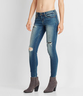 Seriously Stretchy Rip & Repair Medium Wash Ankle Jegging