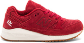 New Balance Lux Suede Sneaker