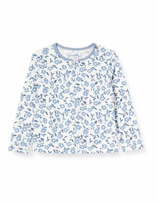 Sanetta Girls Ivory Baby and Toddler T-Shirt Set