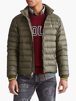 Ralph Lauren Polo Holden Down Filled Jacket