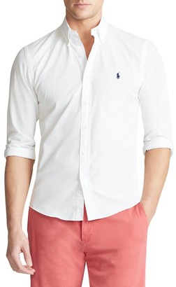 Polo Ralph Lauren Slim-Fit Chino Shirt