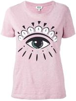 Kenzo 'Eye' T-shirt - women - Cotton - XS