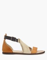 Belstaff Tallon Sandals Cream