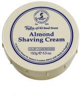 Taylor Of Old Bond Street Taylor of Old Bond Street Almond Shaving Cream Bowl 150g