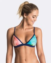 Roxy Womens Pop Surf Light Neo Tri Separate Bikini Top