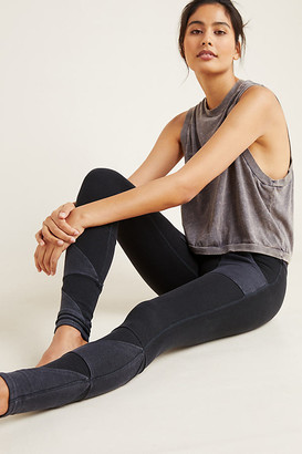 Free People Movement Kyoto Leggings By Movement in Black Size XS