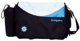 Little Company Spice Classic Shoulder Bag in Black, Blue, Ice Blue