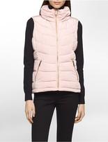 Calvin Klein Gold Hardware Puffer Vest