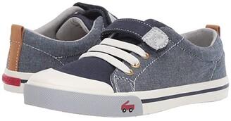 See Kai Run Kids Stevie II (Little Kid) (Chambray) Boy's Shoes