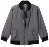 Sovereign Code Walden Reversible Bomber Jacket (Big Boys)