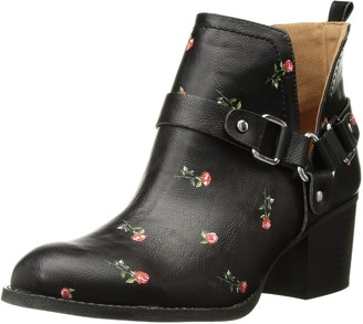 Madden-Girl Women's FINIAN Ankle Boot