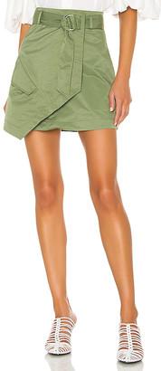 L'Academie The Shantel Mini Skirt