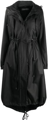 FEDERICA TOSI Oversized Hooded Jacket