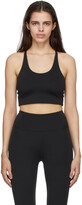 Thumbnail for your product : Girlfriend Collective Black Cleo Sports Bra