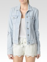 Paige Rowan Jacket - Norway Embroidered