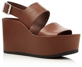 Vince Idalia Platform Wedge Sandals