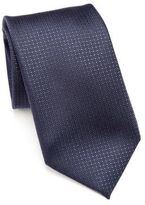 Pal Zileri Geometric Silk Tie