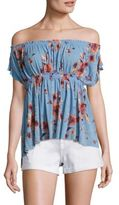 Free People Sam Off-the-Shoulder Top