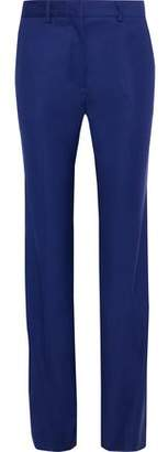 Victoria Beckham Wool Straight-leg Pants
