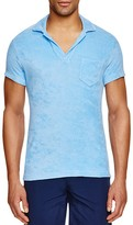 Orlebar Brown Terry Slim Fit Polo Shirt
