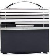 Eddie Borgo metal flap handbag