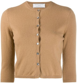 Societe Anonyme Cropped Cashmere Jumper