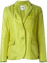 Aspesi 'Noccciolina' padded blazer - women - Polyamide/Polyester - XS