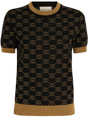Gucci Wool-Blend Interlocking G Sweater