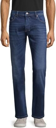 Diesel Safado-R Regular Slim-Straight Stretch Jeans